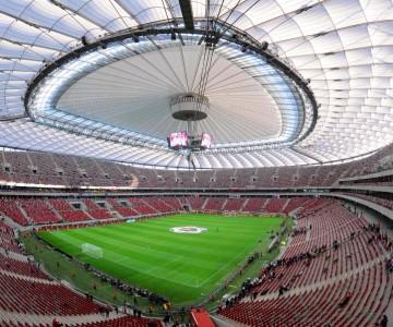 Rozsuwany dach Stadionu Narodowego